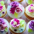 cupcakes, svadobné cupcakes