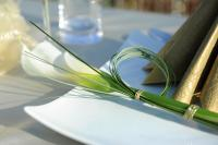 kala, svadobná výzdoba